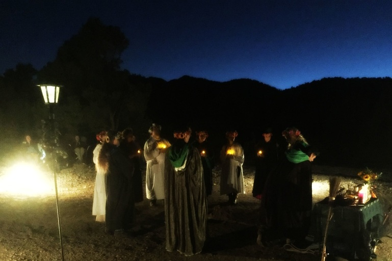 Inner Circle Sanctuary Mabon 2015