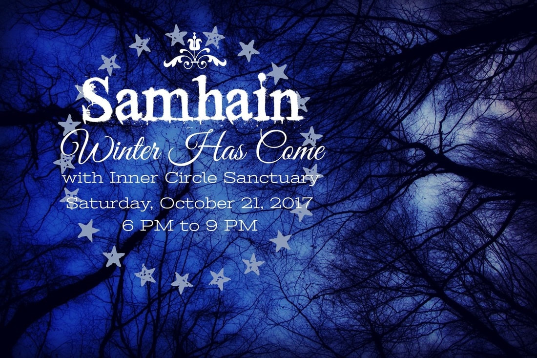 Samhain - Winter Has Come - Inner Circle Sanctuary