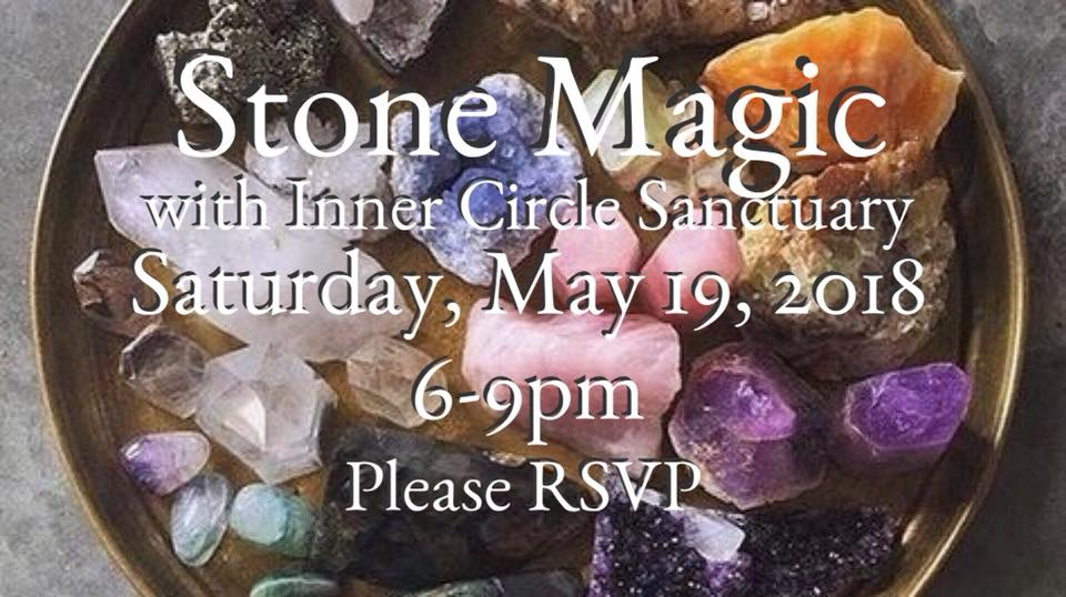 Stone Magic 2018 with Inner Circle Sanctuary
