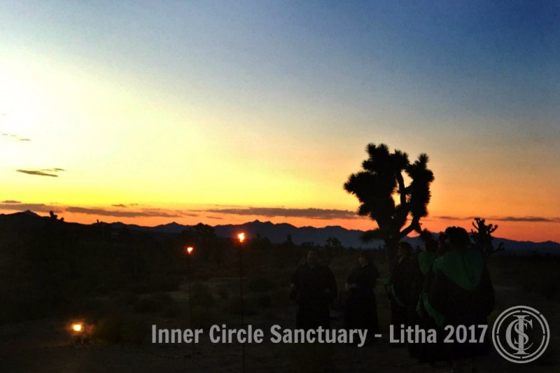Litha - Inner Circle Sanctuary