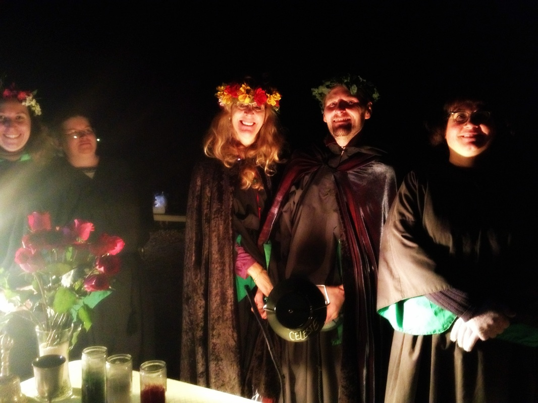 Inner Circle Sanctuary Imbolg 2015