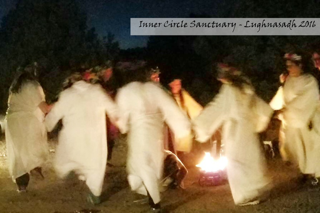 Lughnasadh 2016 - Inner Circle Sanctuary