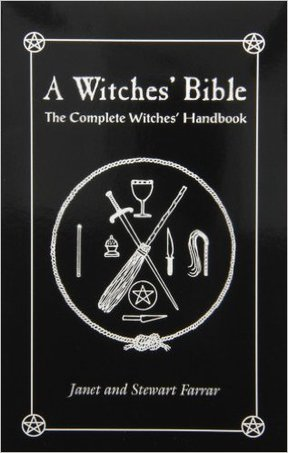 The Witches Bible by Janet and Stewart Farrar
