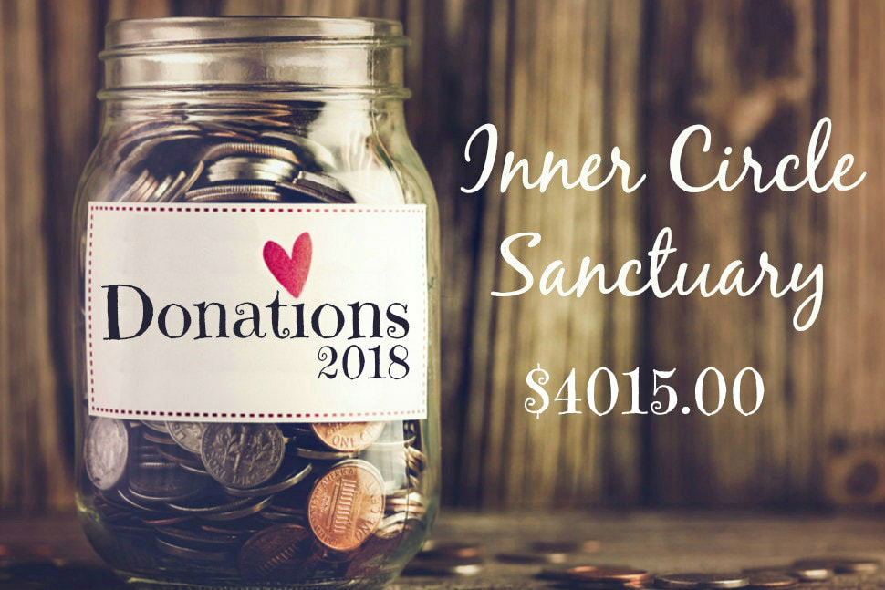 Inner Circle Sanctuary Charity 2018