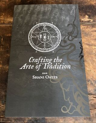Crafting the Arte Of Tradition by Shani Oates
