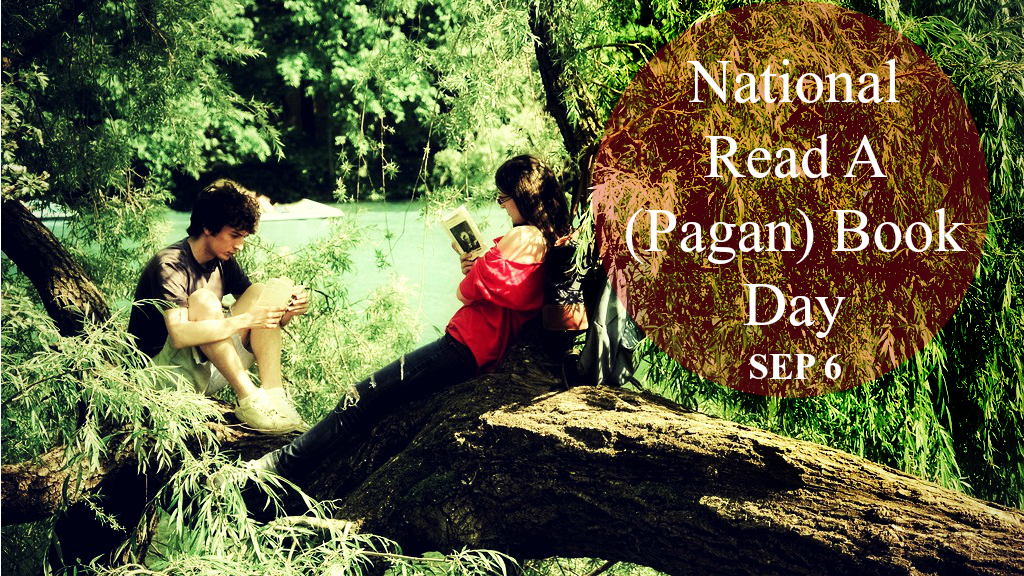 National Read A (Pagan) Book Day (September 6) - inner circle sanctuary